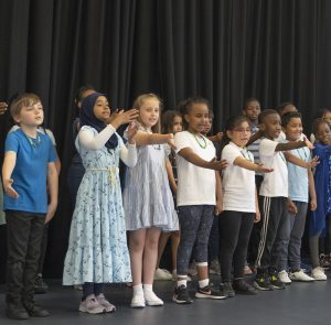 Pupils from Southwark Artists in Residence Programme