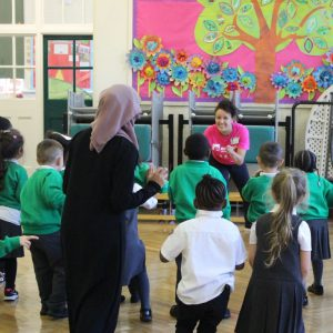 Early Years Storytelling Workshop