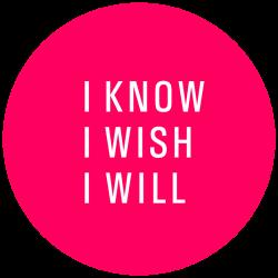 I know I wish I will logo toolkit-rgb_I know I wish I will primary logo pink rgb
