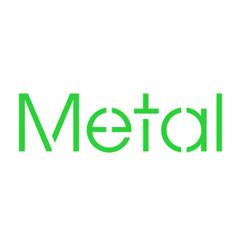 Metal square